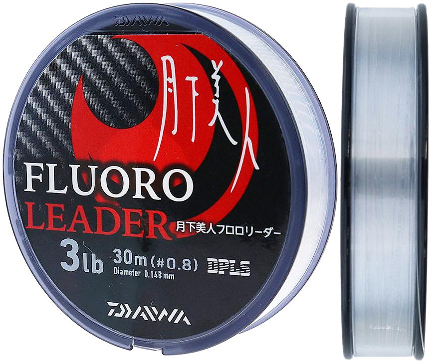Флюорокарбон Daiwa Gekkabijin Fluoro Leader 30м