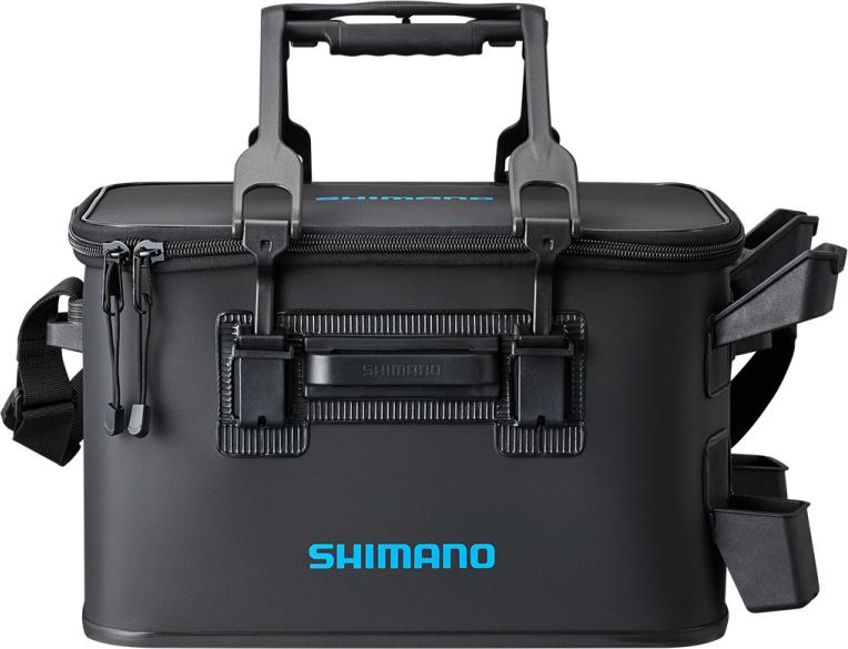 Сумка Shimano Rod Rest Tackle Bag BK-021R 27L4 Black