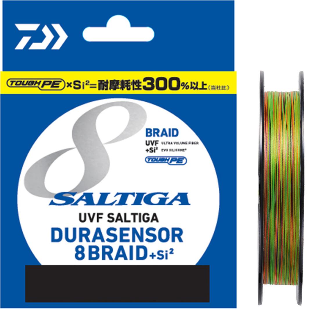 Шнур Daiwa UVF Saltiga Dura Sensor X8+ Si2 200м#0.6