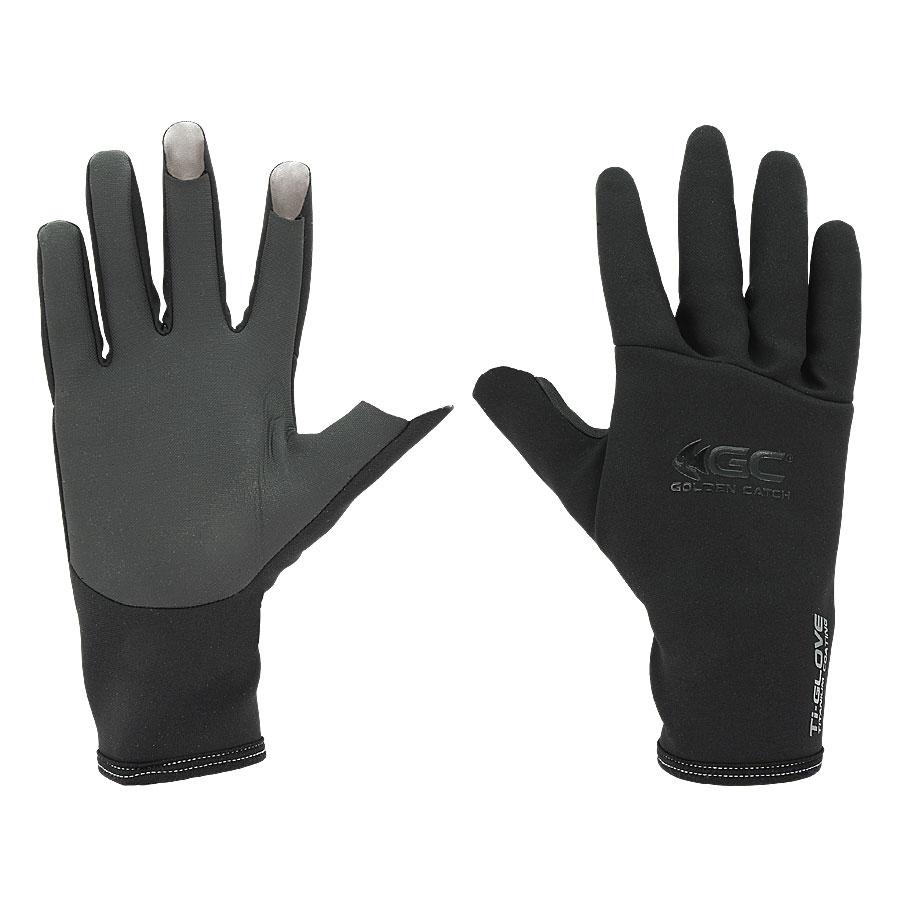 Перчатки GC Titanium 3 Cut Fingertip TR-301