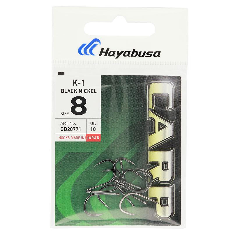 Крючок Hayabusa K-1